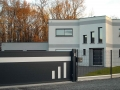 Portail aluminium coulissan annecy